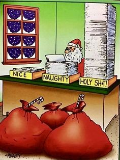 😂😂😂 Funny Christmas Ornaments, Christmas Jokes, Christmas Scenes, Christmas Images, Christmas Fun, Funny Puns, Hilarious, Funny Comebacks, Under The Mistletoe