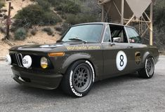 Bid for the chance to own a Modified 1974 BMW 2002 at auction with Bring a Trailer, the home of the best vintage and classic cars online. Bmw 2002, Bmw Classic Cars, Classic Cars Online, 135i, Combi Vw, Mercedes Car, Cabriolet, Vintage Race Car, Hot Rods