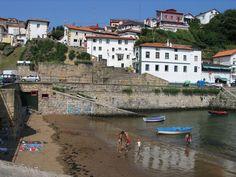 Puerto Viejo de Algorta