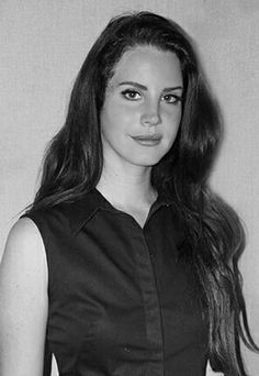 Lana Del Rey promoting Ultraviolence at KROQ radio station (2014) #LDR