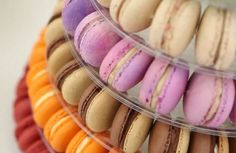 good idea for serving macaroons