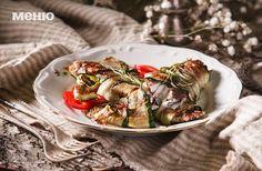 Снимка за Риба печена в тиквички
