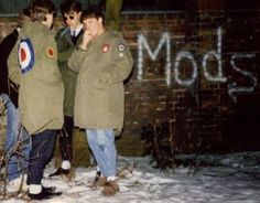 Image result for 80s mods