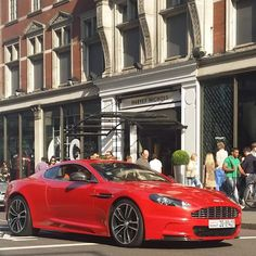 Aston Martin DBS Car Photographers, Aston Martin Db11, Sexy Cars, Cool, Like4like, Wheels, Garage, Instagram Posts, Cars