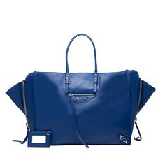 Balenciaga Tote Women Bleu Officier - Discover the latest collection and buy online Women on the Official Online Store.
