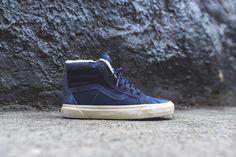 Vans CA Sk8-Hi Zip T.O. MTE - Patriot Blue | Kith NYC
