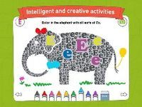 This app is a new Top Pick! Work on learning the alphabet with amazing activities.