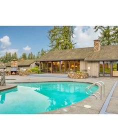 Washington | Take a peek at how outrageous these luxurious properties are—you might even find some inspiration for your own dream home (that's on a much smaller scale, of course).