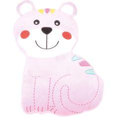 Poduszka flat kotek #pillow #cat #kids #dream #gift #prezent  http://www.mojebambino.pl/poduszki-i-przytulanki/6833-poduszka-flat-kotek.html