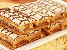 Cheesecake de dulce de leche - Milhojas - Alfajorcitos de maicena