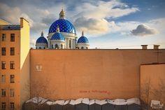 С любовью к Петербургу. Иван Смелов (Санкт-Петербург)
