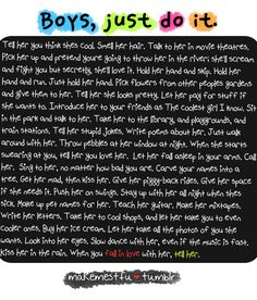 #boys #just #do #it