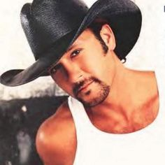 Tim McGraw - Of all the country singers that I like, which isn't many, it's hard not to like this guy