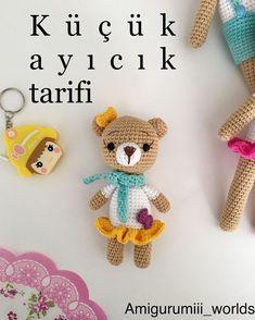 Crochet Bear, Crochet For Kids, Crochet Hats, Crochet Christmas Hats, Christmas Ornaments, Cat Amigurumi, Sunflower Tattoo Design, Homemade Beauty Products, Family Christmas