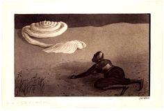 Alfred Kubin - The Last Adventure. 1901.