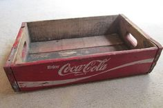 Photo Props | Coke Crate