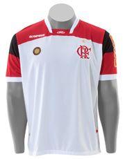Camisa Olympikus Flamengo II 2011 Uma Vez Flamengo 7bdb70705362b