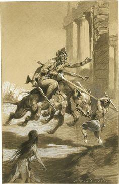Thuvia, Maid of Mars by St. John