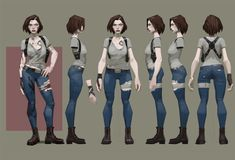 Character Concept by sangmin choi Character Design Sketches, Character Design Girl, Character Design Animation, Character Design References, Character Design Inspiration, Character Illustration, Character Reference Sheet, Female Character Concept, Character Model Sheet
