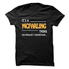 Mcfarling thing understand ST421 - #christmas gift #graduation gift