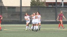 From the get go Colorado Mesa women's soccer was in full attack mode on their way to 2-0 win on Sunday afternoon over Metro State.
