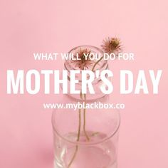 """With Mother's Day quickly approaching what do you plan to do for your mother grandmother aunt sister cousin or any amazing woman in your life? We know it's a commercialized holiday and we definitely love the amazing women in our lives daily. But make it your own each year because we all want to know we matter in the end.  Considering purchasing a one-time blackbox for that special someone in your life regardless of the """"holiday."""" Our boxes make perfect gifts because 1) your guaranteed up to…"""