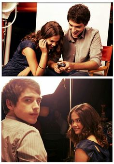 Callie and Brandon = Brallie but Maia and David = Mavid! I will go down with both of these ships! ❤