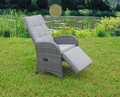 2x Garden Pleasure Relaxsessel Garten Terrasse Sessel Möbel Rattan Optik  Grau Jetzt Bestellen Unter: Https