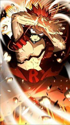 Boku No Hero Academia, Kirishima My Hero Academia, My Hero Academia Manga, My Hero Academia Episodes, My Hero Academia Memes, Hero Academia Characters, Wallpapers Wallpapers, Animes Wallpapers, Kirishima Eijirou