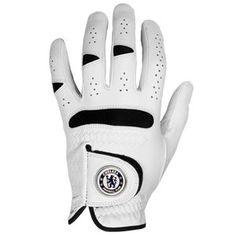 UK Golf Gear - Chelsea FC Golf Glove (inc Marker - Left Hand - M)