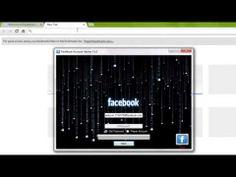 FaceBook Hack ( Account ) - 2013
