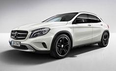 LA CARNADA. Mercedes GLA Edition 1, edición especial de lanzamiento.