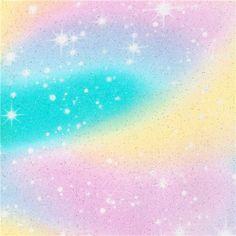 rainbow space fabric by Robert Kaufman with glitter Space Fabric, Fabric Material, Galaxy Fabric, Mermaid Cartoon, Pastel Galaxy, Modes4u, Robert Kaufman, Dark Colors