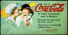 *COCA-COLA ~ 1914