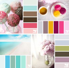 5 outils pour trouver votre palette de #couleurs #blogdesign #blogging… Logo Fleur, Color Combos, Color Schemes, Web Colors, Colours, Deco Paint, Web Design, Art Friend, Color Psychology
