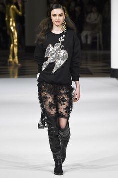 Alexis Mabille at Paris Fashion Week Fall 2017