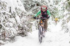 Snowbiken auf der Muttereralm in Innsbruck! Ski Touring, Bike Parking, Ice Climbing, Cross Country Skiing, Innsbruck, Winter Sports, Alps, Mountain Biking, Bicycle