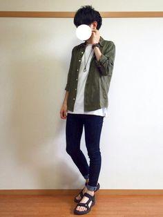 ついったといんすた:dai_wear おわり。 Mens Fashion, Fashion Tips, Blue Denim, How To Wear, Style, Pictures, Moda Masculina, Fashion Hacks, Swag