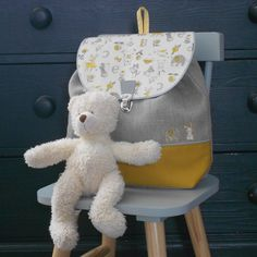 Fashion Backpack, Backpacks, Couture, Furniture, Decor, Baby Sewing, Purses, Bebe, Marmalade