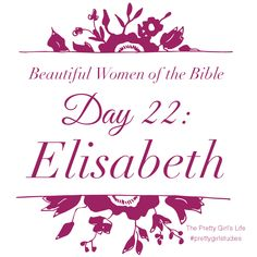 Elisabeth was sad but never became bitter because of her barrenness. She had enormous faith in God. She appreciated God's mercy and kindness. She praised God for giving her a son. Elisabeth was humble, and she played a key role in God's plan of salvation. Even though her time for having a baby was over, God blessed her to conceive. Sometimes, when we least expect it, he touches us with a miracle that causes our lives to be changed forever.