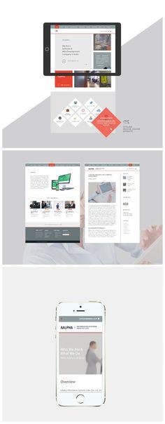 83 Oranges Design Co. | Web Design & Development For IT Company Custom Web Design, Orange Design, Professional Logo Design, Web Design Inspiration, Print Design, Graphic Design, Design Development, Branding, Social Media