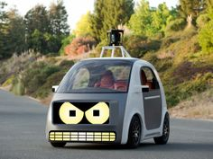 The Best Google Car Photoshops (Kill all humans, you say?)