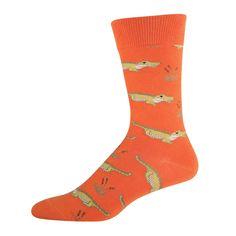 Alligator Crew Socks by Socksmith