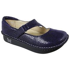 Alegria Womens Blueberry Dottie Alegria Dayna Professional Print 35 BM EU -- Click affiliate link Amazon.com on image to review more details.