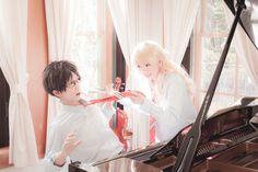 mikado(△) Arima Kousei Cosplay Photo - WorldCosplay