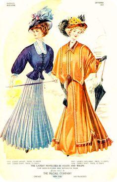 Áo kết hợp váy đầy quý phái. Tầng lớp thượng lưu trong xã hội