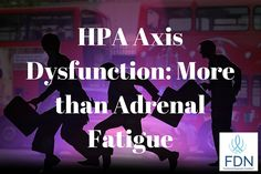 The HPA Axis consists of the hypothalamus, the pituitary gland and the adrenal glands. It is this axis that creates the stress response in the body, when
