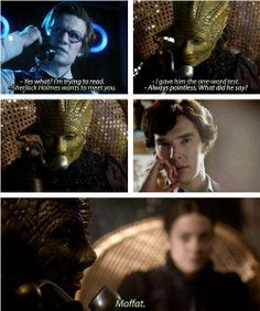 This is the best WhoLock ever.