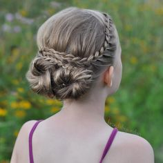 French lace braiding