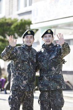 Siwon & Changmin | #SuJu #TVXQ